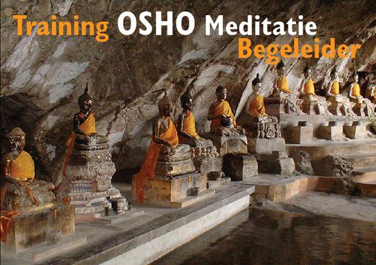 Training OSHO Meditatie Begeleider