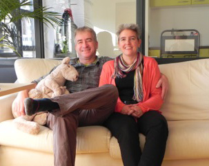 Lucas en Helene van Gool